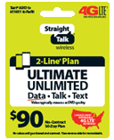 $45 Unlimited Nationwide Plan