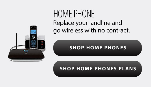 Shop New Home Phone